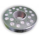 پروژکتور LED فواره ای 18W  ( از لوله 3/4 اینچ تا لوله 2 اینچ )