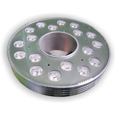 پروژکتور LED فواره ای 18W  (از لوله 3/4 اینچ تا لوله 2 اینچ)
