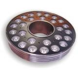 پروژکتور LED فواره ای 27 وات  ( از لوله 3/4 اینچ تا لوله 2 اینچ )