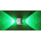 چراغ LED دیوارکوب دو طرفه