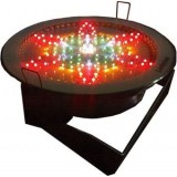 چراغ LED دکوراتیو طرح گلبرگ