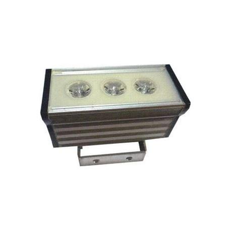 پروژکتور وال واشر 12ولت مولتی کالر LED-3W-RGB